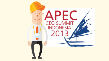 On-site Support at APEC CEO Summit 2013 Event